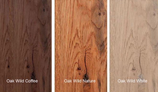 Hasena Oak-Wild Onito Alpa Cadro 18 Bed