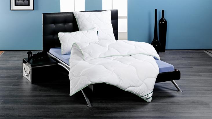 f a n microfaser steppbett aloe vera gepr gt. Black Bedroom Furniture Sets. Home Design Ideas