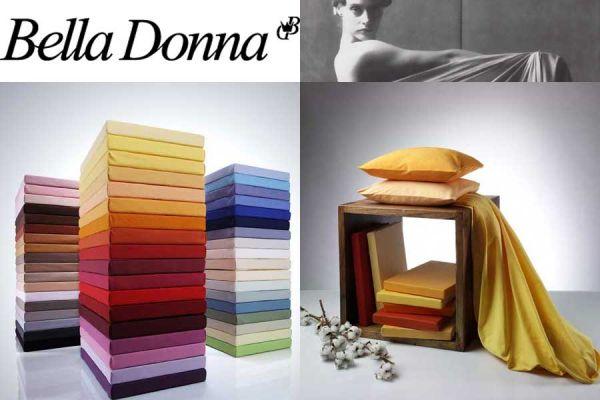 Bella Donna Spannbettlaken 140x200-160x220 cm