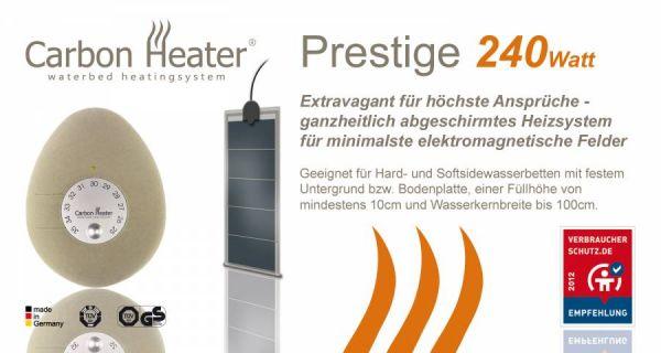 Carbon Heater Prestige Wasserbett Heizung