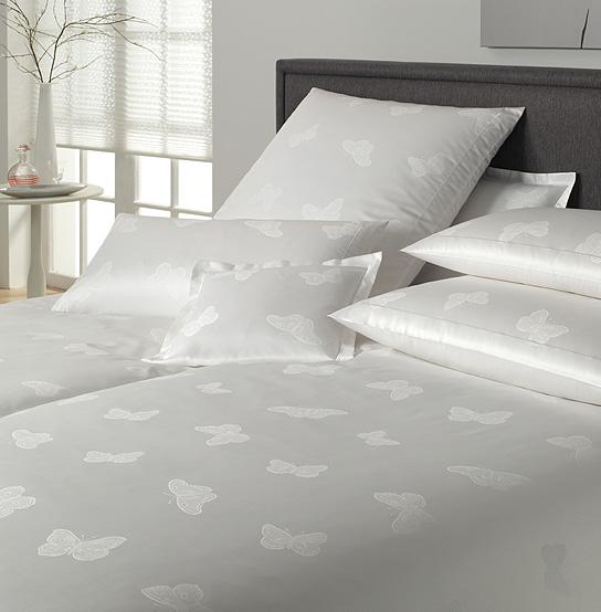 bettw sche elegante butterfly. Black Bedroom Furniture Sets. Home Design Ideas