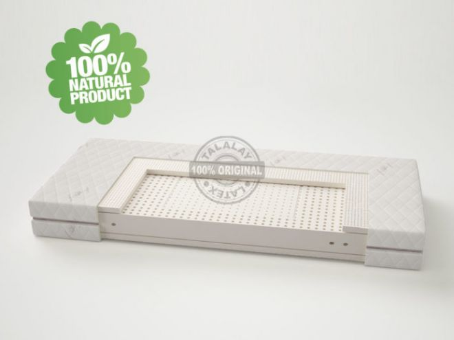 First Class Talalay Latex Matratze