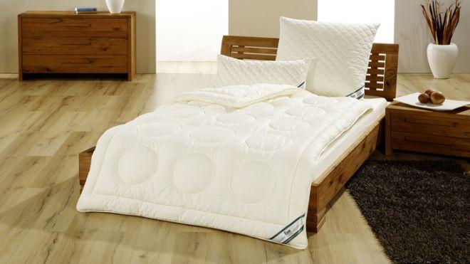 Wasserbett Bettdecke Vierjahreszeiten