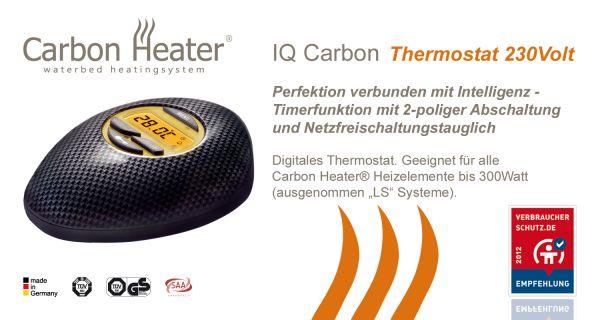 Carbon Heater IQ Wasserbett Heizung
