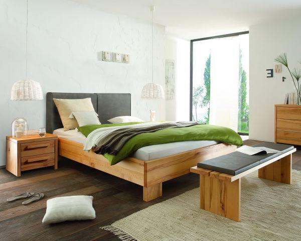Hasena Wood-Line Solido Tava Almeno Wasserbett