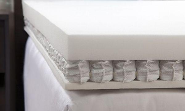Matratzenauflage Taschenfederkern Topper