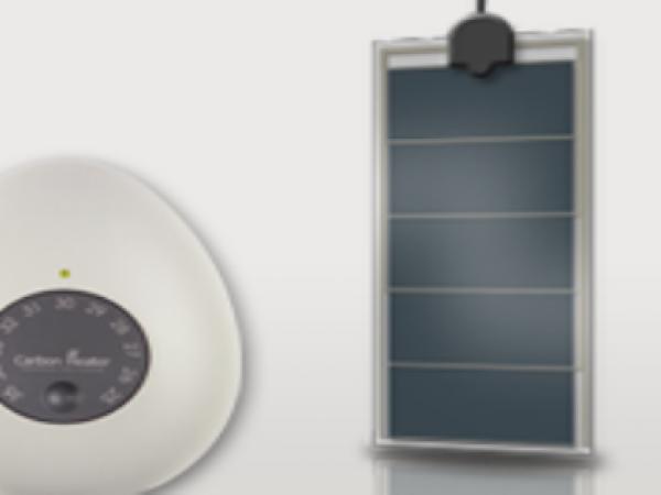 Carbon Heater LS für Gelmatratzen