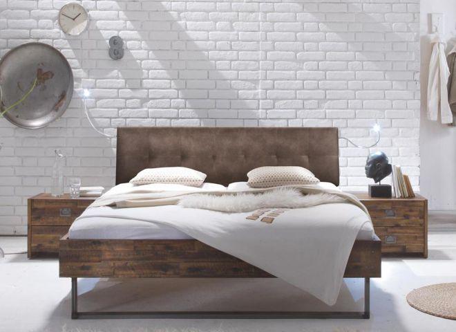 Design Akazien-Holzbett Polistena