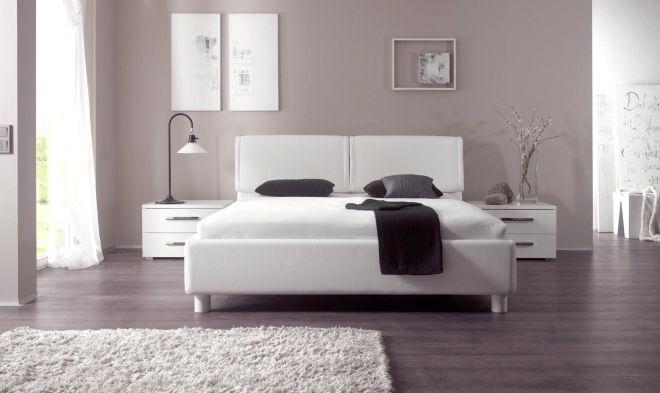Wasserbett oder Gelbett komplett Dream Line Deluxe mit Riposo Kopfteil inkl. Monte Füße
