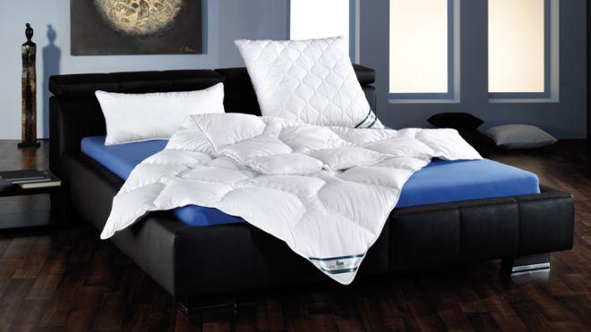 Wasserbett Bettdecke Microfaser Peach Touch