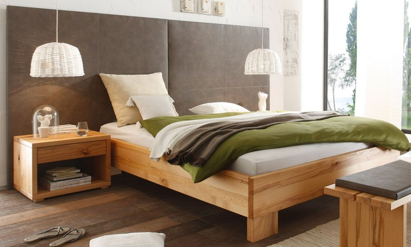 hasena wood wild bett solido 140 x 200 220 200 x 200 220. Black Bedroom Furniture Sets. Home Design Ideas