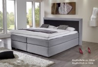 boxspringbetten g nstig kaufen. Black Bedroom Furniture Sets. Home Design Ideas